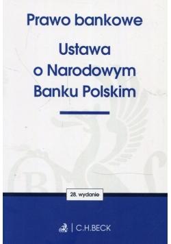 Prawo bankowe Ustawa o Narodowym Banku Polskim