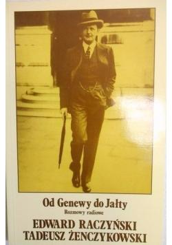 Od Genewy do Jałty