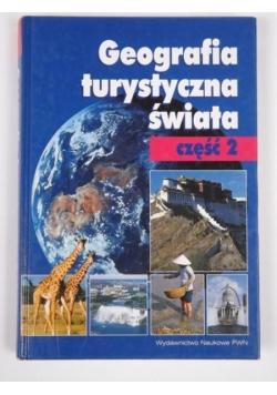 Geografia turystyczna świata, Część I