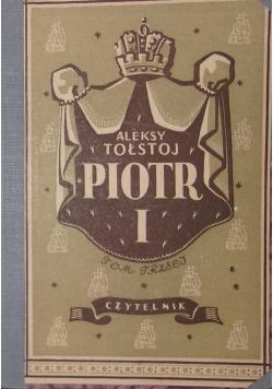 Piotr I, tom 1, 1936 r.