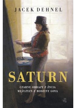 Saturn. Czarne obrazy z życia mężczyzn z rodziny .