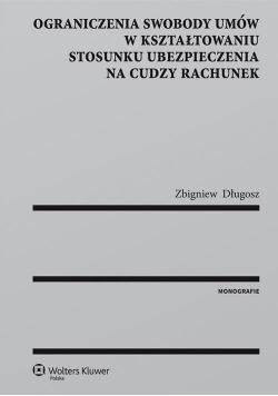 Ograniczenia swobody umów w kształt. stos. ubezp.