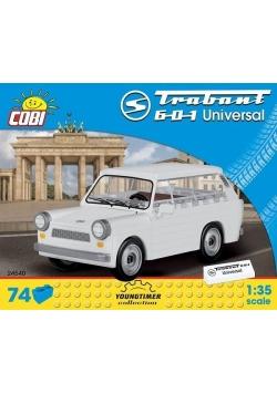 Cars Trabant 601 Universal 74 klocki
