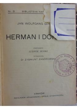 Herman i Dorota, 1928r.