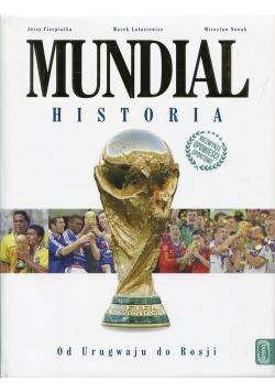 Mundial Historia Od Urugwaju do Rosji