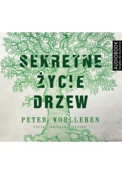 Sekretne życie drzew. Audiobook