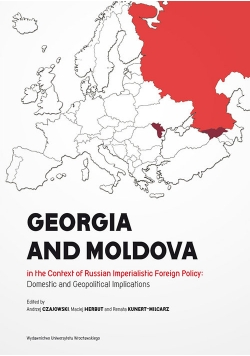 Georgia and Moldova in the context of Russian imperialistic foreign policy: domestic and geopolitica