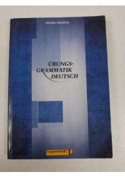 Ubungsgrammatik Deutsch