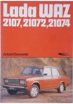 Lada WAZ 2107, 21072, 21074