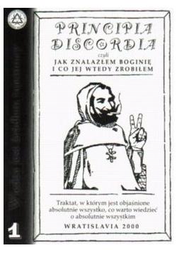 Principia Discordia czyli jak znalazłem boginię i co jej wtedy zrobiłem