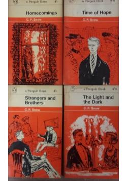 A Penguin Book, zestaw  4 książek, 1962 r.