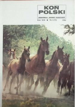 Koń Polski, nr. 3(75), 1984r.