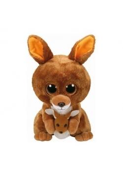 Beanie Boos Kipper - Brązowy Kangur 24cm