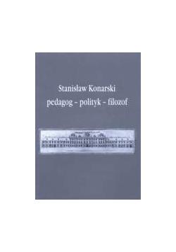 Stanisław Konarski pedagog