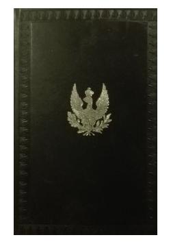 Rocznik Woyskowy Królestwa Polskiego, reprint z 1825