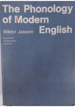The phonology of modern English