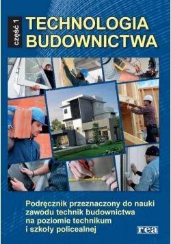 Technologia budownictwa cz. 1 REA