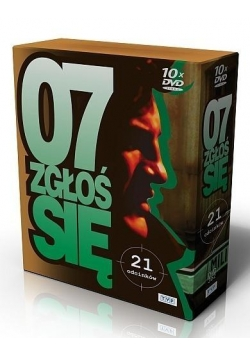 07 zgłoś się - box 10 DVD