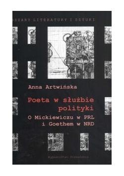 Poeta w służbie polityki