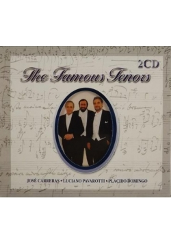 The Famous Tenors 2 CD
