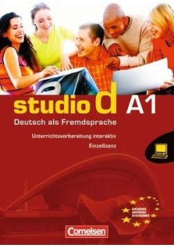 Studio d A1 Unterrichtsvorbereitung interaktiv CD