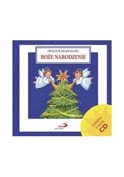 Boże Narodzenie ,książka + płyta CD