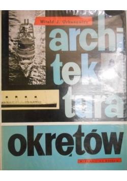 Urbanowicz Witold J. - Architektura okrętów