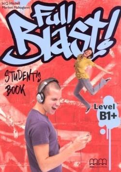 Full Blast B1+ SB MM PUBLICATIONS