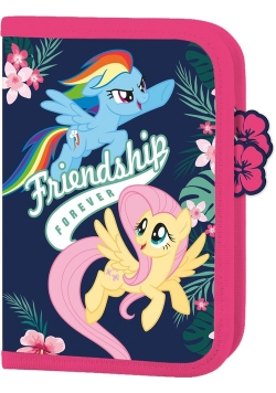 Piórnik dwuklapkowy My Little Pony Friendship Forever