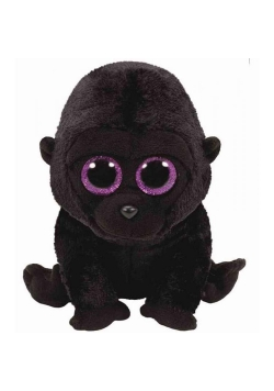 Beanie Boos George - Czarny Goryl 24cm