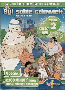 Był sobie człowiek książka+DVD Tom 2
