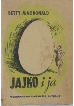Jajko i ja, 1949r.