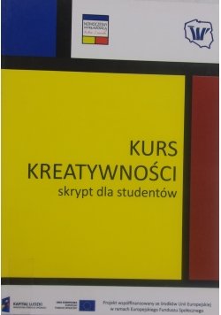 Kurs kreatywności skrypt dla studentów