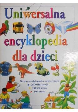 Uniwersalna encyklopedia dla dzieci