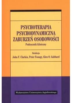 Psychoterapia psychodynamiczna zaburzeń...