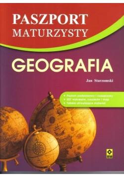 Paszport maturzysty Geografia RM