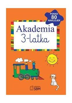 Akademia 3-latka SBM  w.2012