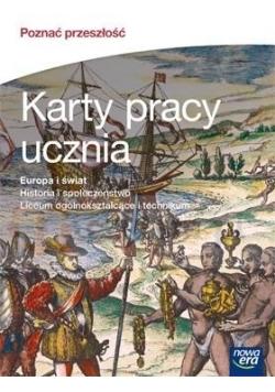 Historia LO Poznać przeszłość. Europa i Świat KP