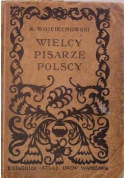 Wielcy pisarze Polscy 1929 r.