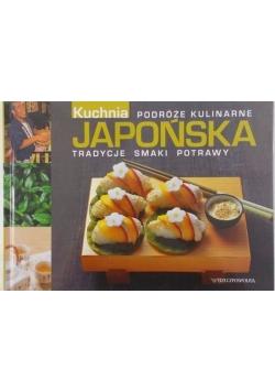 Kuchnia japońska. Podróże kulinarne