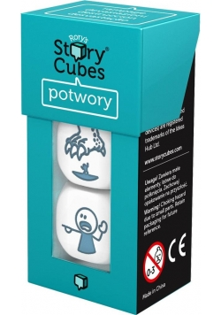 Story Cubes: Potwory REBEL