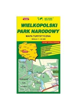 Wielkopolski Park Narodowy 1:22 400