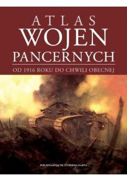 Atlas wojen pancernych od 1916 do chwili obecnej