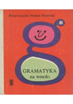 Gramatyka na wesoło