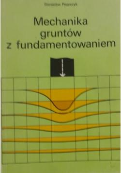 Mechanika gruntów z fundamentowaniem