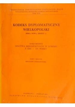 Kodeks dyplomatyczny wielkopolski
