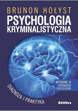 Psychologia kryminalistyczna