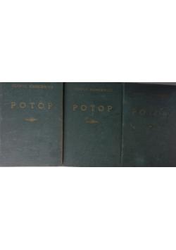 Potop, Tom I-VI, 1939 r.