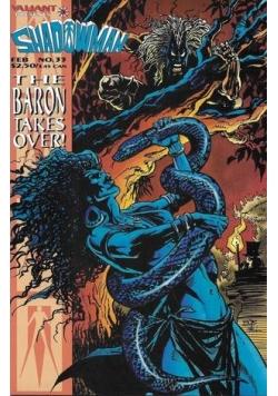 Shadowman The baron takes over !