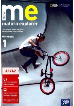 J.Ang. LO Matura Explorer NEW Elem. 1 WB 2015 NE